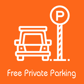 free private parking παροχή
