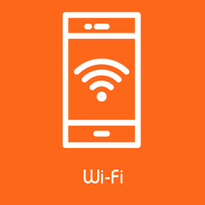Wi-fi facilities
