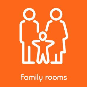 Family rooms facilities